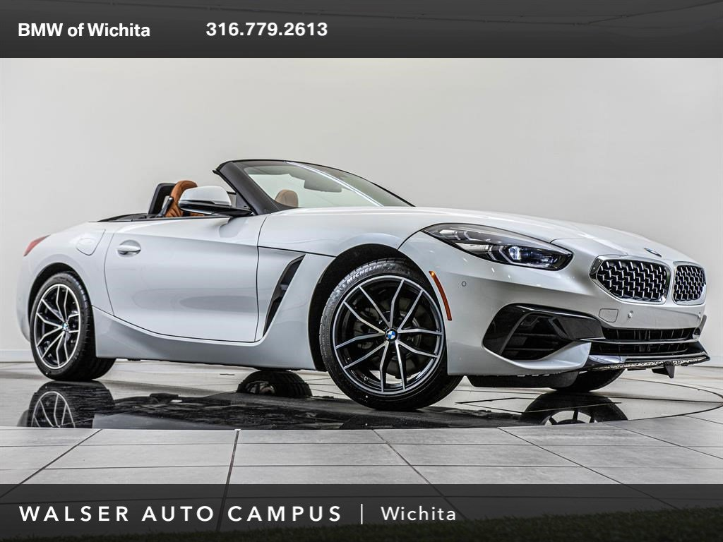 2020 Bmw Z4 sDrive30i Roadster Lease Deals