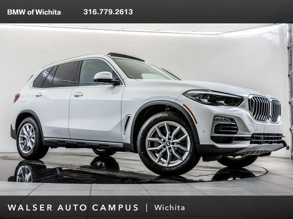 New 2019 BMW X5 X5 XDRIVE 40I