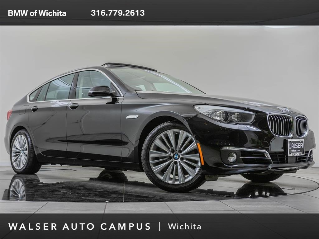 Pre-Owned 2017 BMW 5 Series Navigation, Driving Assitance & Premium Packages