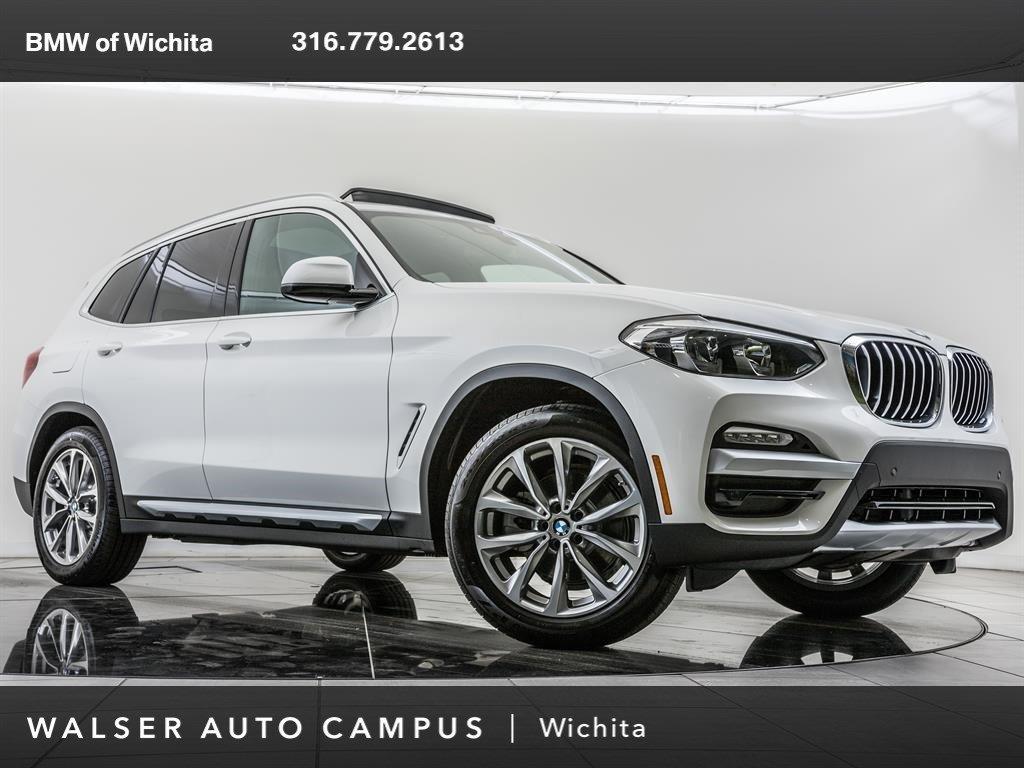 New 2019 BMW X3 X3 XDRIVE30I With Navigation & AWD