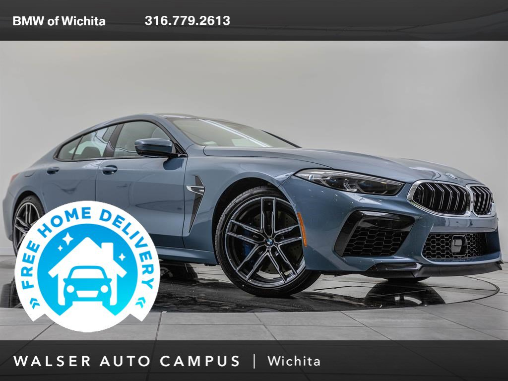 New 2020 BMW M8 With Navigation & AWD