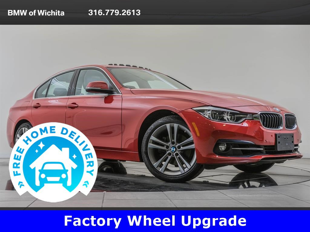 Pre-Owned 2017 BMW 3 Series Driving Assistance Package