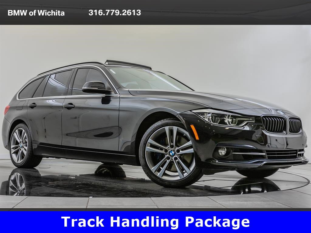 Pre-Owned 2017 BMW 3 Series 330i xDrive, Track Handling Package