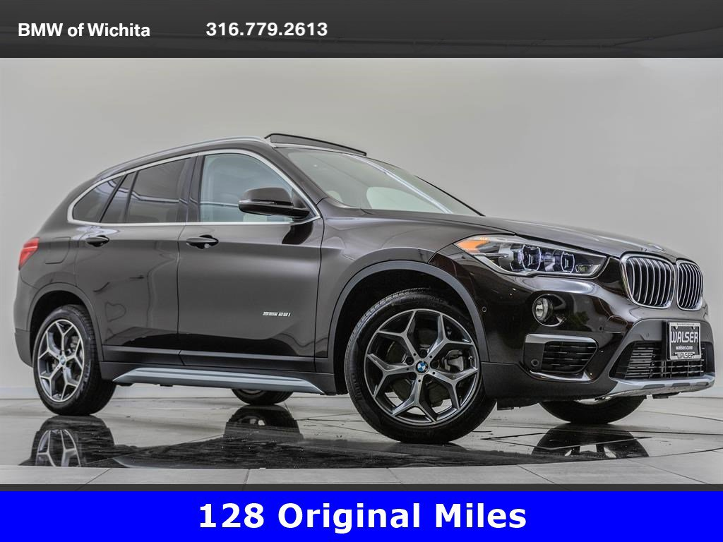 Pre-Owned 2017 BMW X1 Navigation, Premium & Technology Packages