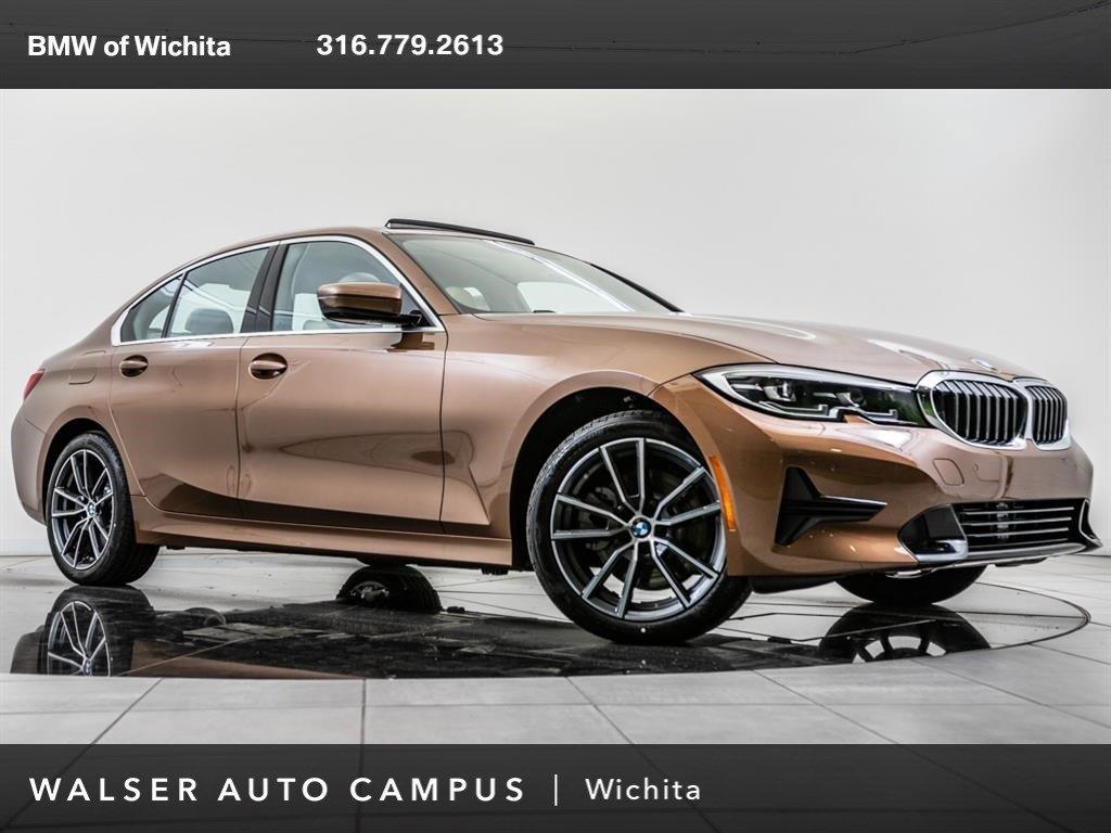 New 2019 BMW 3 Series 330i xDrive