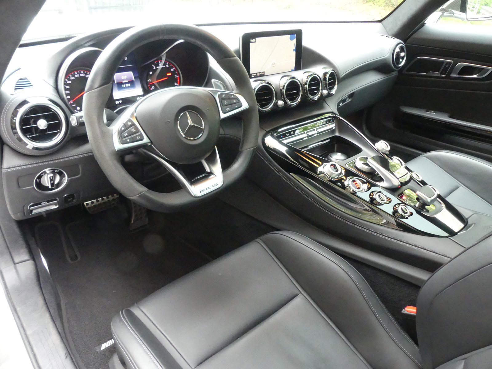 Certified Pre-Owned 2016 Mercedes-Benz AMG® GT AMG® GT S