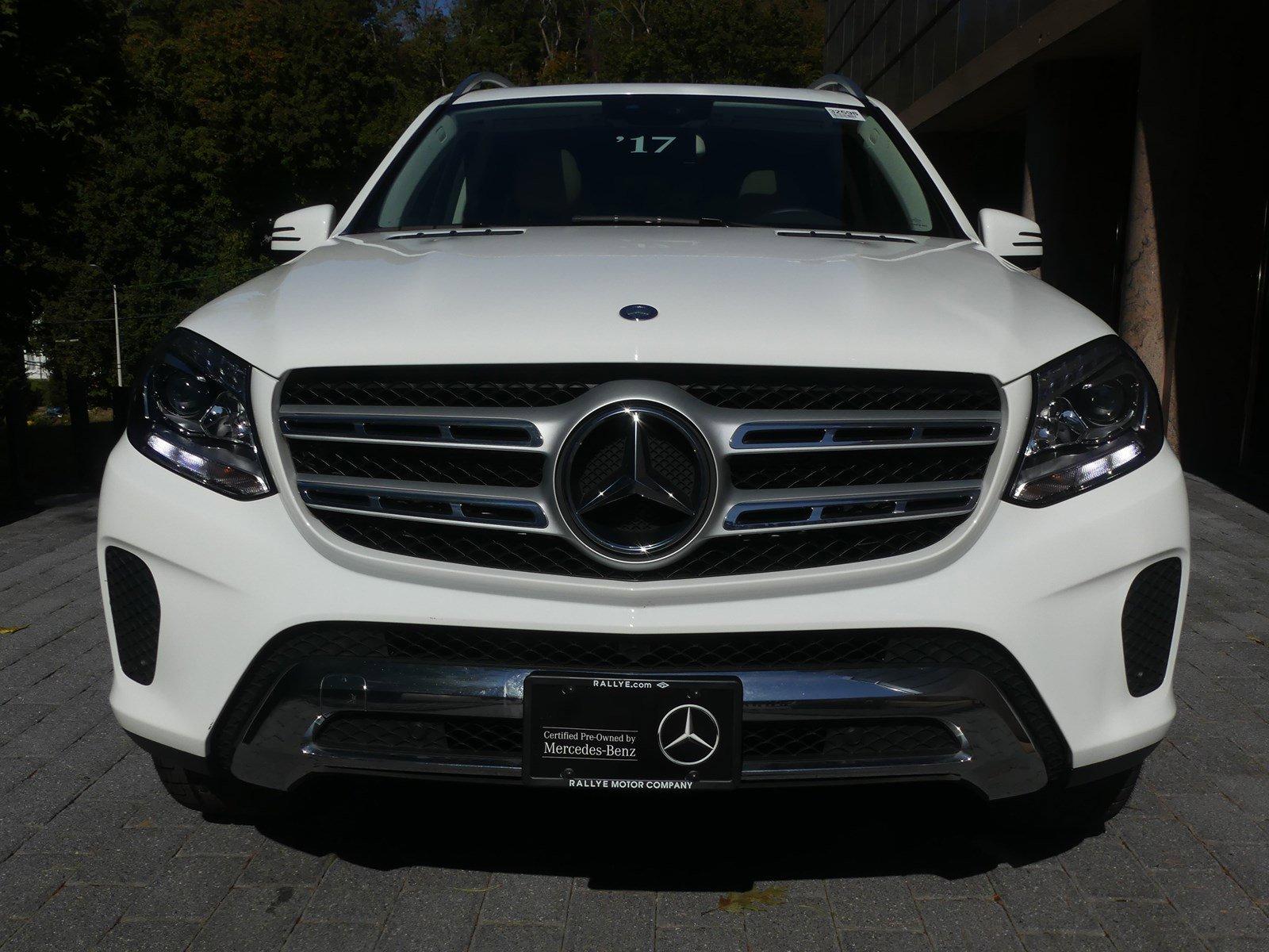 Certified Pre-Owned 2017 Mercedes-Benz GLS GLS 450