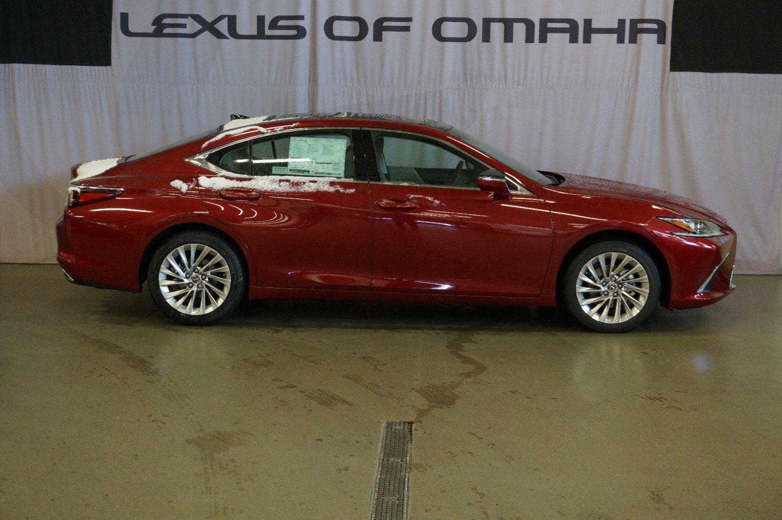New 2020 Lexus ES ES 350 Luxury