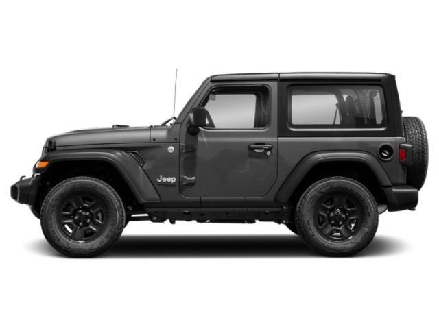 New 2020 Jeep Wrangler Sport