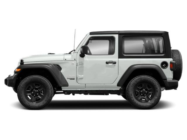 New 2020 Jeep Wrangler Rubicon