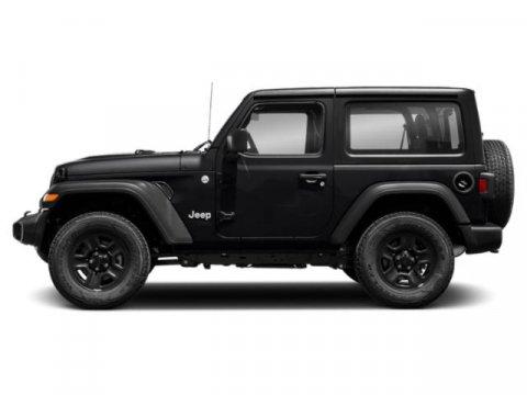 New 2019 Jeep Wrangler Sport