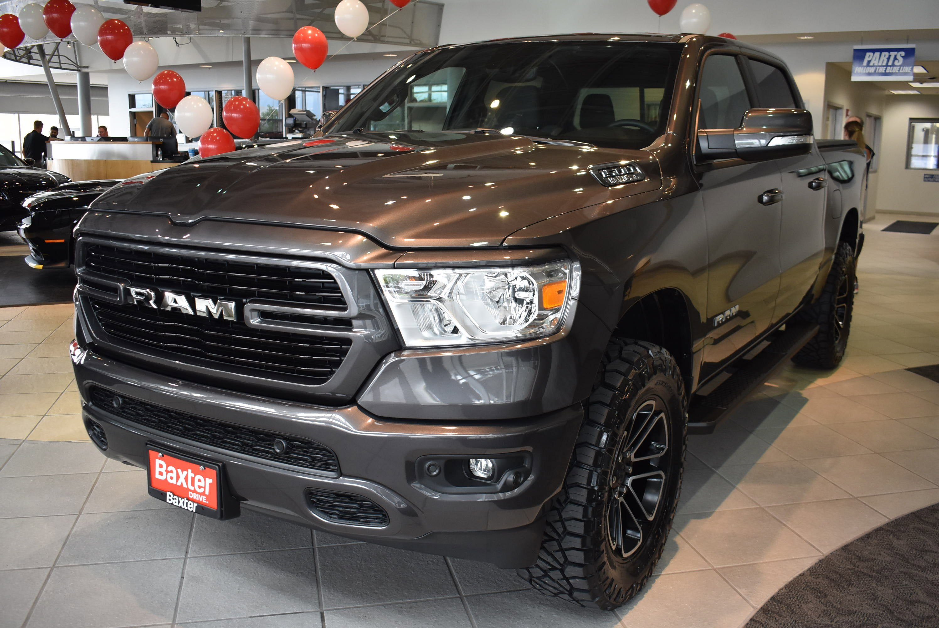 New 2020 Ram All-New 1500 Big Horn Sport