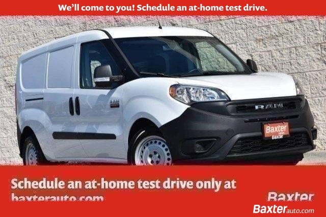 New 2019 Ram ProMaster City Tradesman Cargo Van