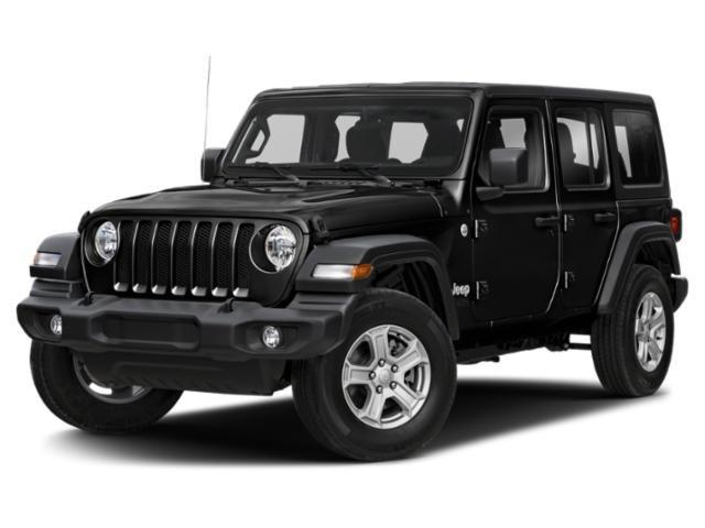 New 2020 Jeep Wrangler Unlimited Sport 4x4