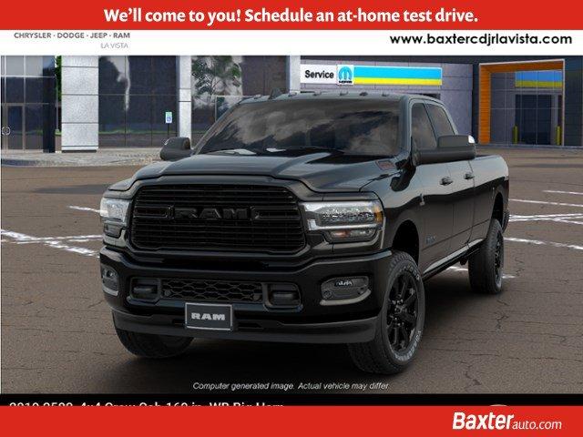 New 2019 Ram 2500 Big Horn Black Appearance