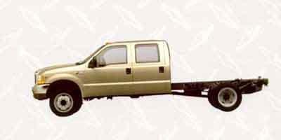 Pre-Owned 2001 Ford Super Duty F-450 Reg Cab 201 WB XL 4WD