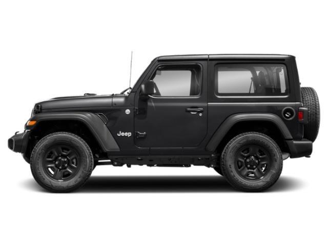 New 2018 Jeep Wrangler Sport