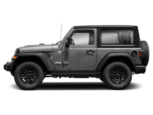 New 2020 Jeep Wrangler Sport S