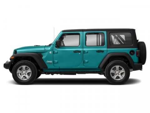 New 2019 Jeep Wrangler Unlimited Rubicon With Navigation & 4WD