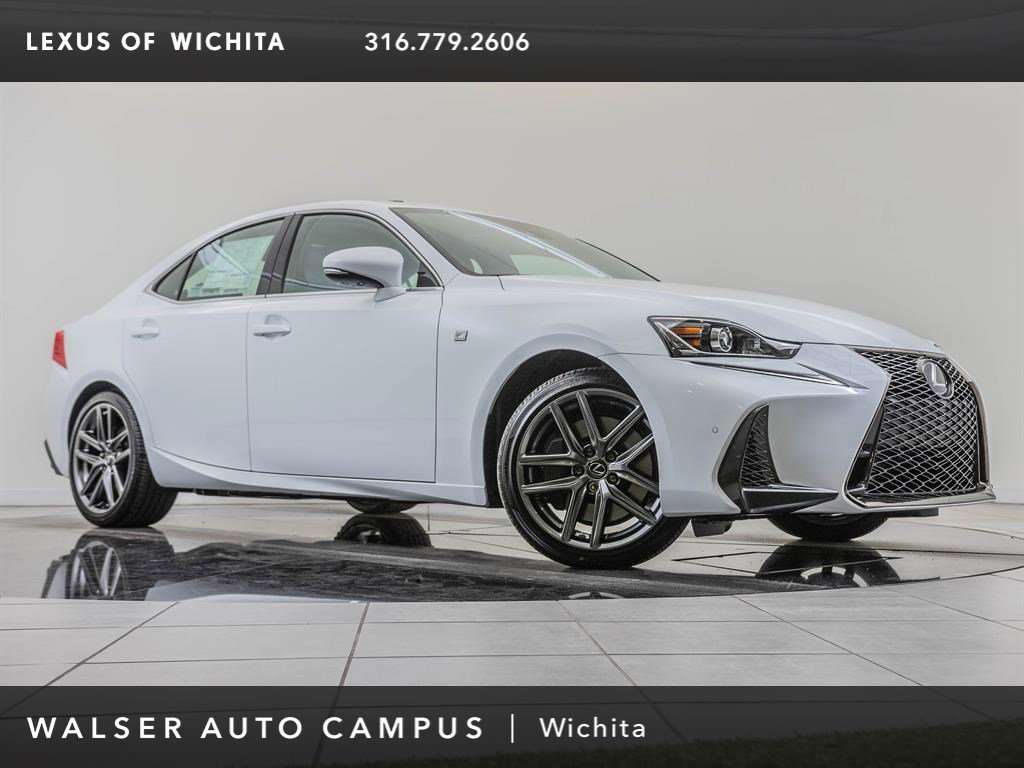 2020 Lexus IS 300 F SPORT AWD Lease Deals