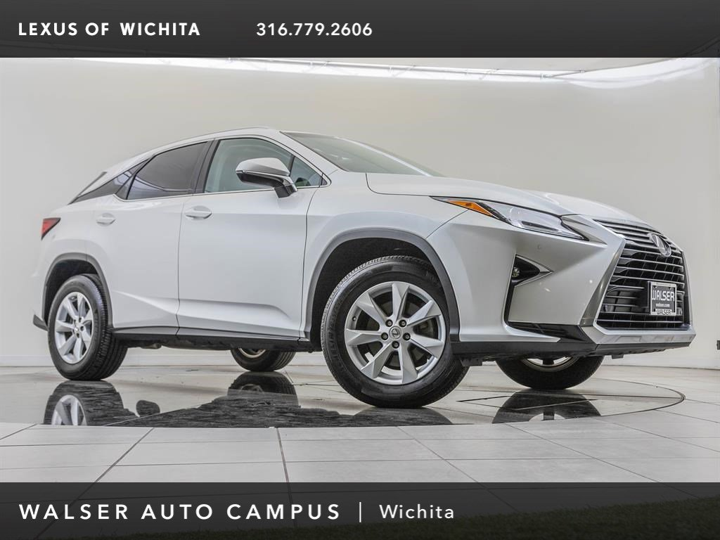 Pre-Owned 2017 Lexus RX Navigation, Premium & Towing Prep Packages