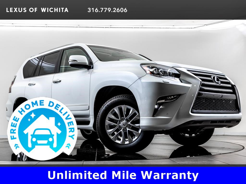 Pre-Owned 2019 Lexus GX 460 Premium Package