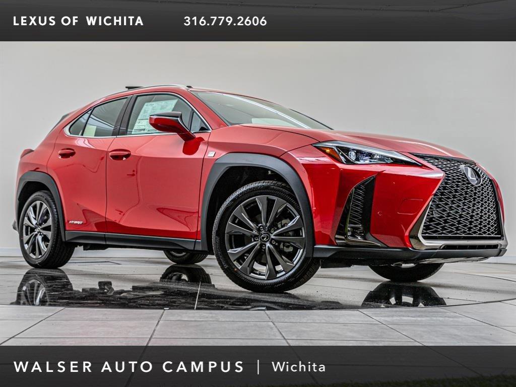 New 2020 Lexus UX Hybrid UX 250h F SPORT