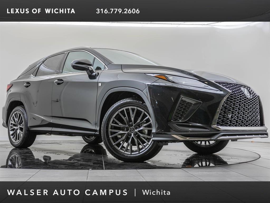 New 2020 Lexus RX RX 350 F SPORT Performance AWD