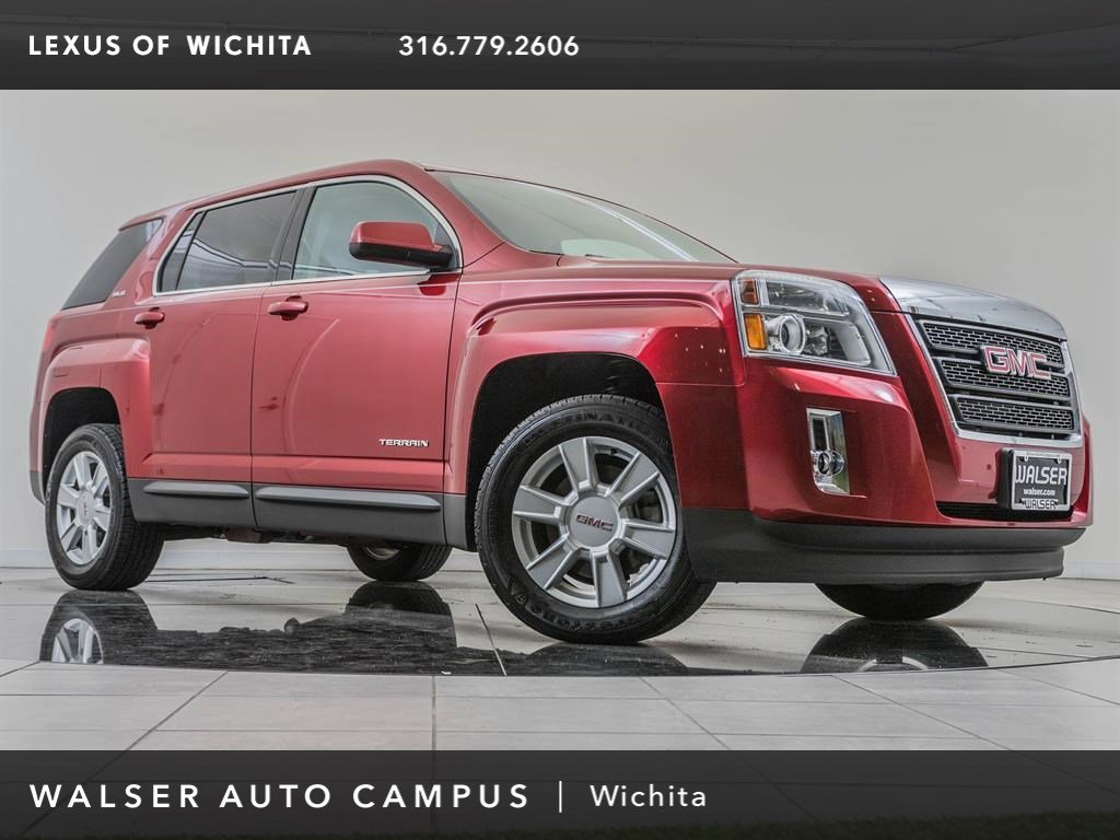 Pre-Owned 2013 GMC Terrain Navigation
