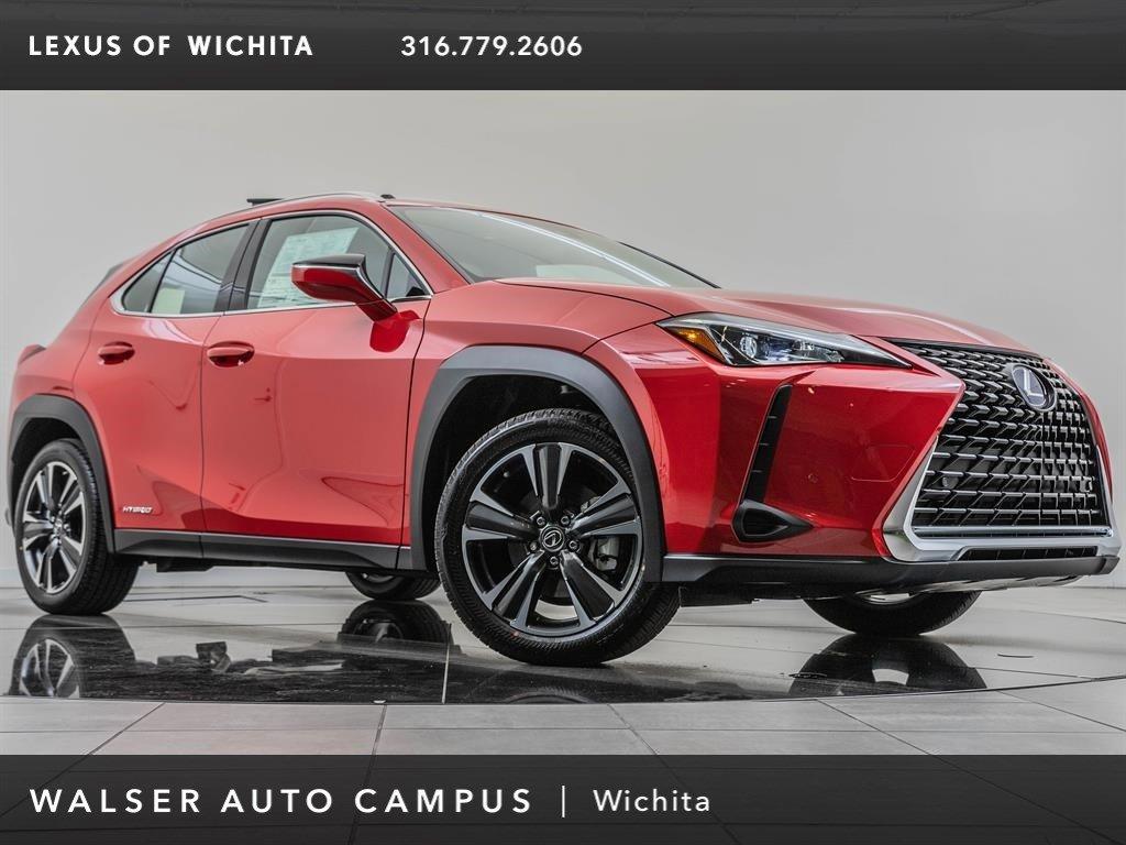 New 2020 Lexus UX Hybrid UX 250h