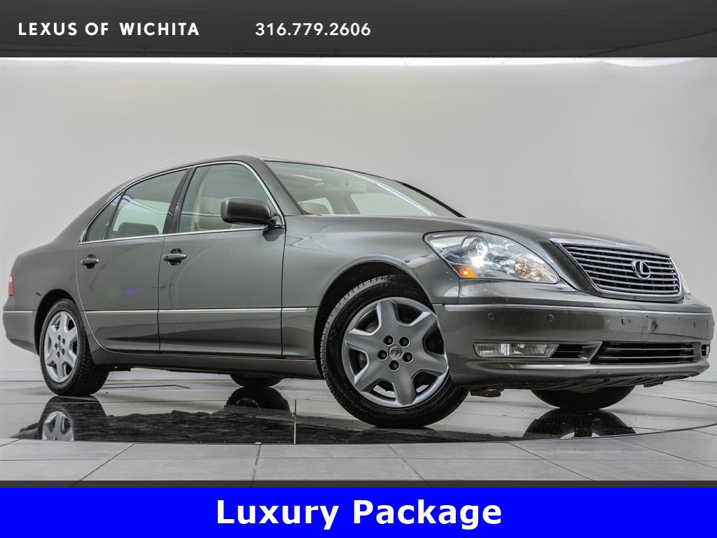 Pre-Owned 2005 Lexus LS 430 Modern Luxury Package