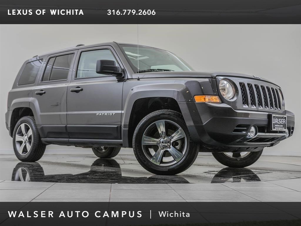 Pre-Owned 2016 Jeep Patriot Customer Preferred Package 23G