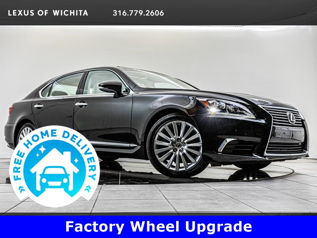Pre-Owned 2015 Lexus LS 460 L , Factory Wheel Upgrade