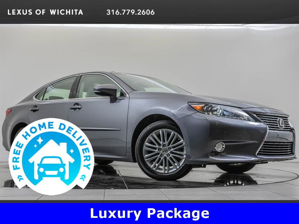 Pre-Owned 2013 Lexus ES 350 Navigation, Luxury Package