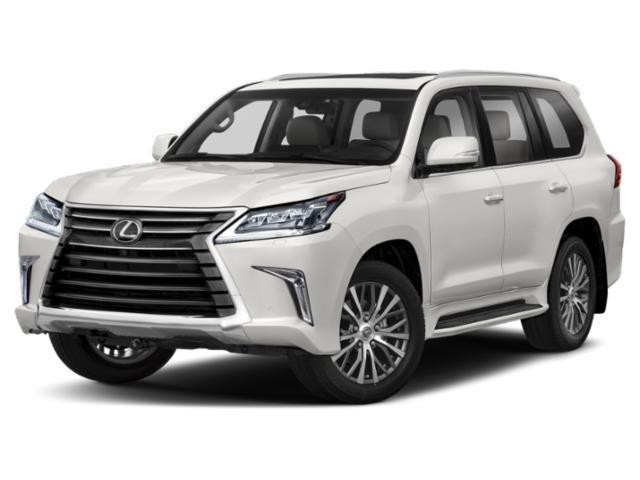 New 2019 Lexus LX 570