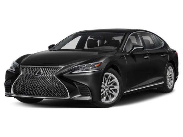 New 2020 Lexus LS 500 AWD