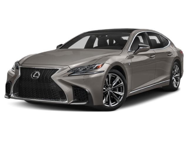 2020 Lexus LS 500 F SPORT AWD Lease Deals
