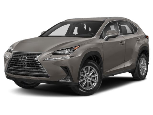 New 2020 Lexus NX 300 AWD