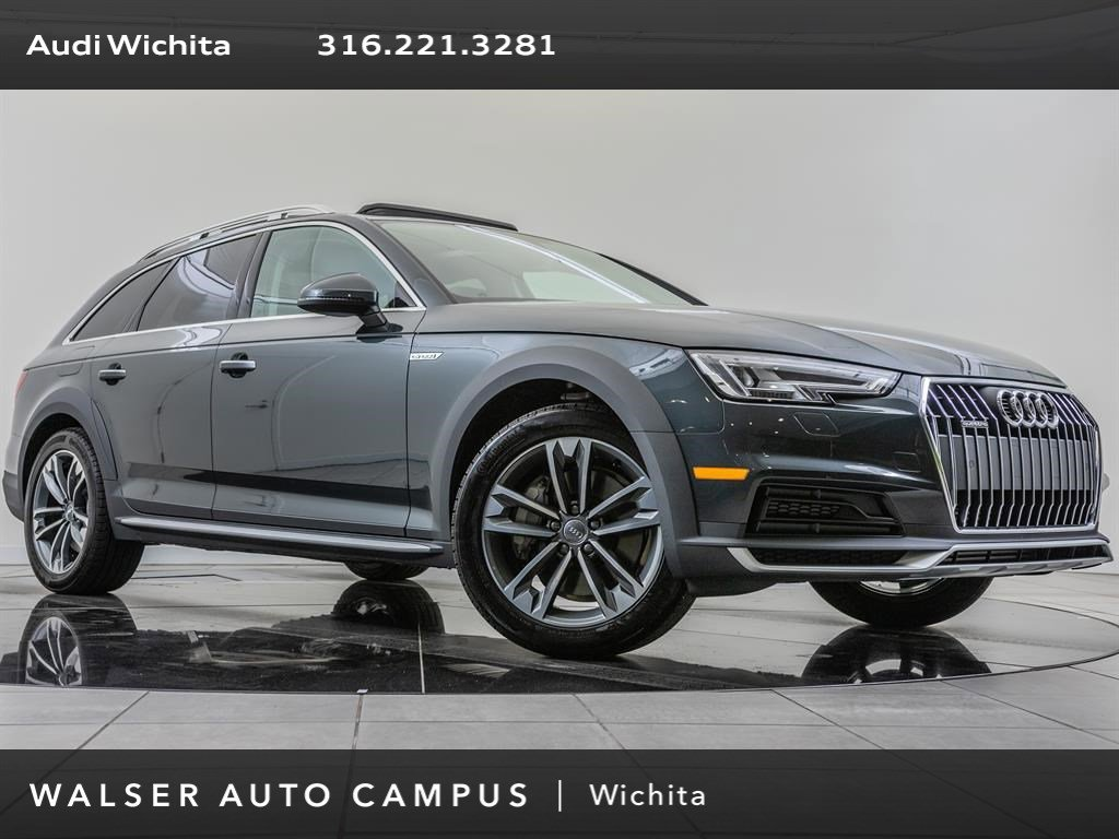 2019 Audi A4 allroad Premium Plus 45 TFSI quattro Lease Deals