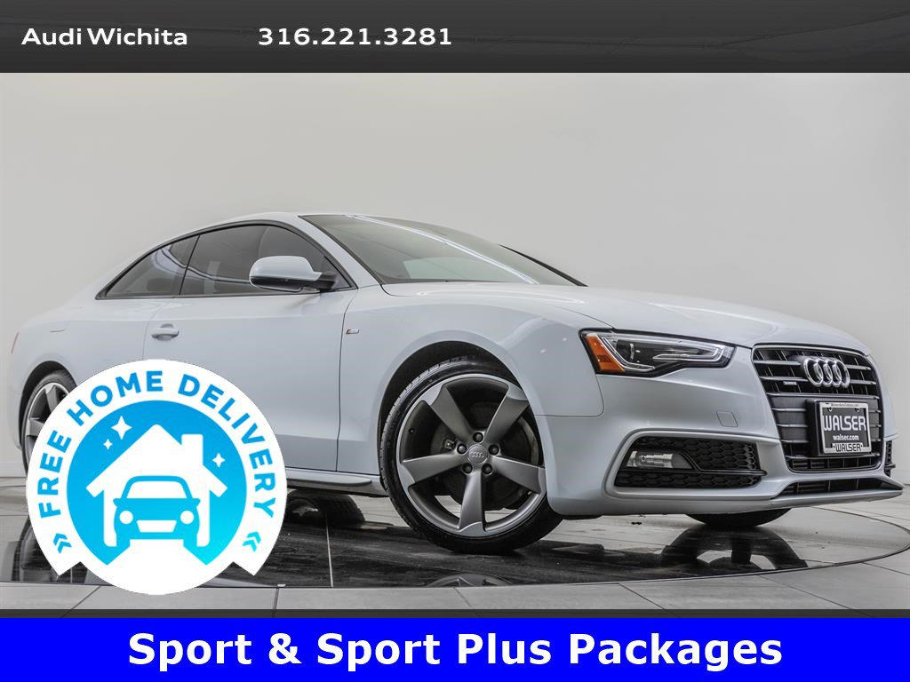 Pre-Owned 2016 Audi A5 Premium Plus & Technology Package