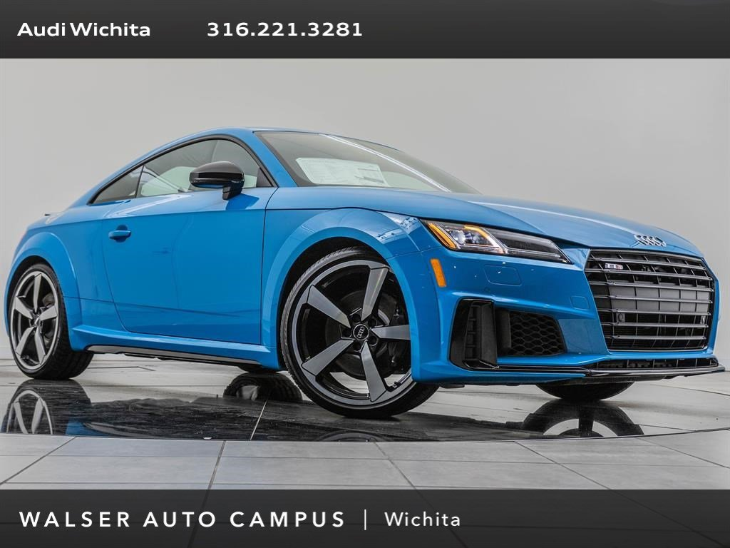 New 2020 Audi TTS