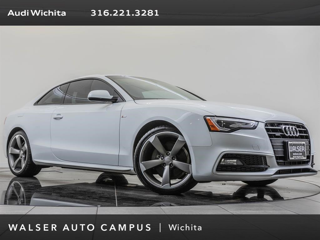 Pre-Owned 2016 Audi A5 Navigation, Premium Plus Package