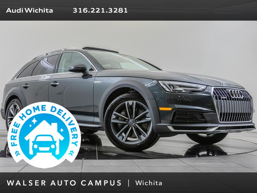 New 2019 Audi A4 allroad Premium Plus