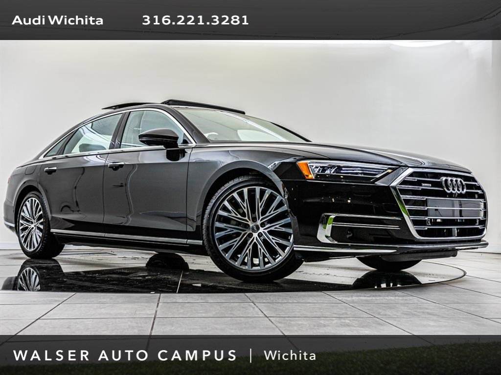 New 2019 Audi A8 L A8 3.0T QUATTRO