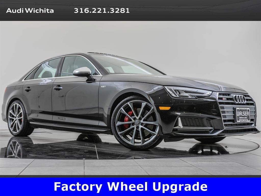 Pre-Owned 2018 Audi S4 Premium Plus