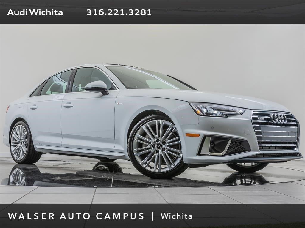 New 2019 Audi A4 Premium Plus