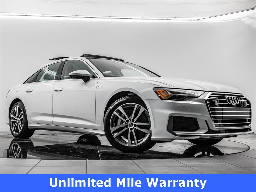 Certified Pre-Owned 2019 Audi A6 Navigation, Prestige & Driver Assistance Packages