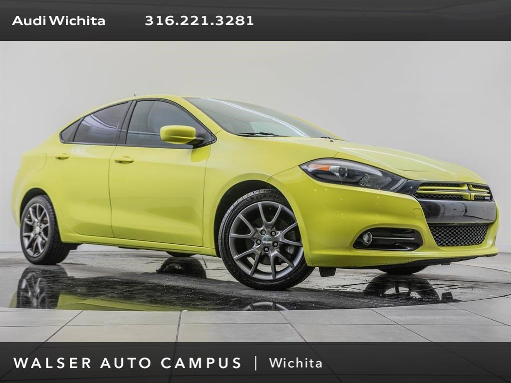 Pre-Owned 2013 Dodge Dart Customer Preferred Package 23T