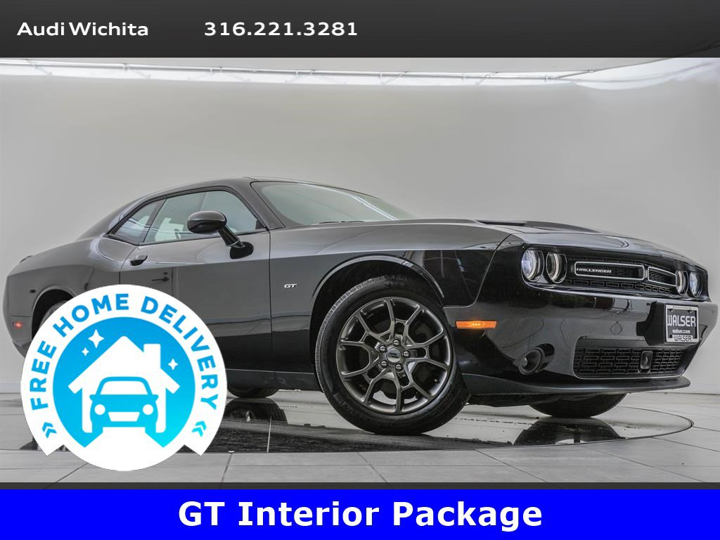Pre-Owned 2017 Dodge Challenger Technology & Driver Convenience Packages