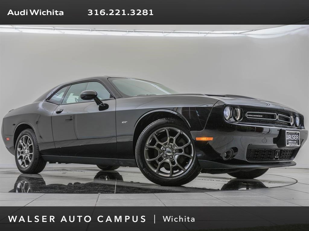 Pre-Owned 2017 Dodge Challenger Navigation, Technology Package